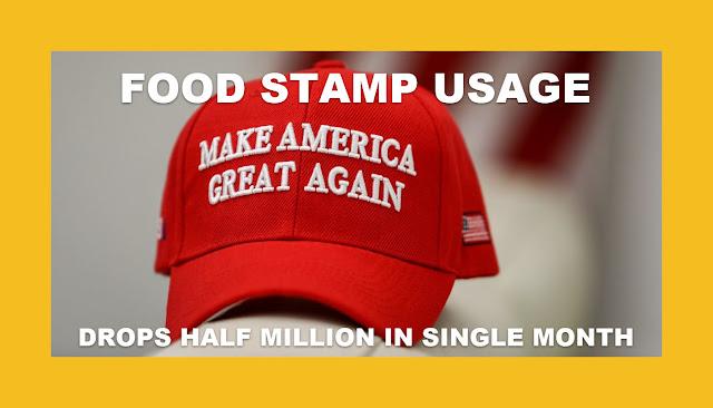 Memes: MAGA FOOD STAMP USAGE