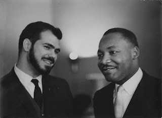 In 1961, I was the editor of the Columbia OWL, a college newspaper and we organized a fund-raiser for Dr. King.