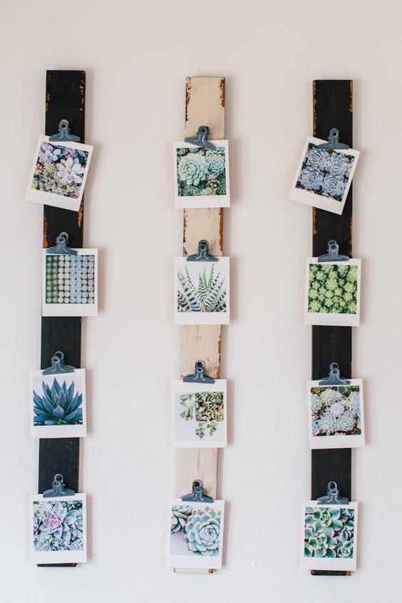 Pontos de interesse ideias criativas para organizar e decorar 93 - Decorar paredes reciclando ...
