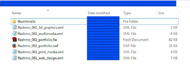 File-file yang diperlukan