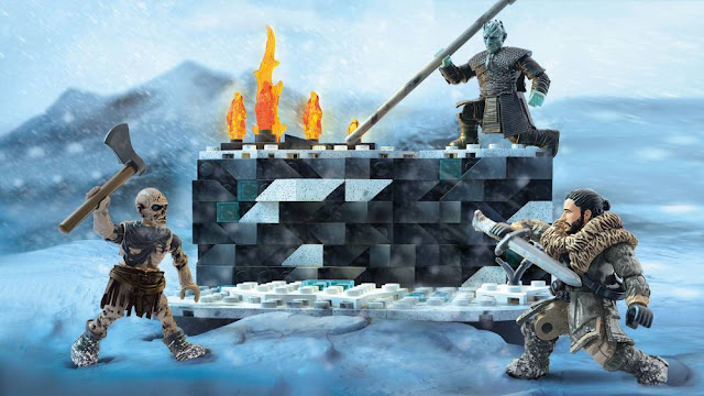 Game of Thronse: Battle Beyond the Wall (set)