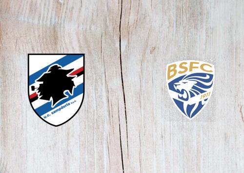 Sampdoria vs Brescia -Highlights 12 January 2020