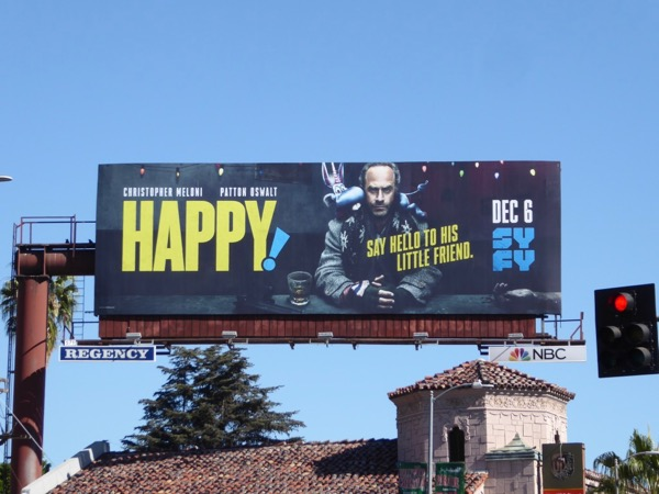 Happy tv Series billboard