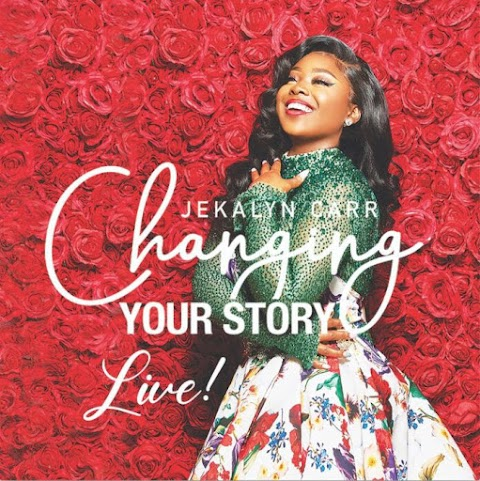 JEKALYN CARR SHARES NEW ARTWORK FOR 'CHANGING YOUR STORY'