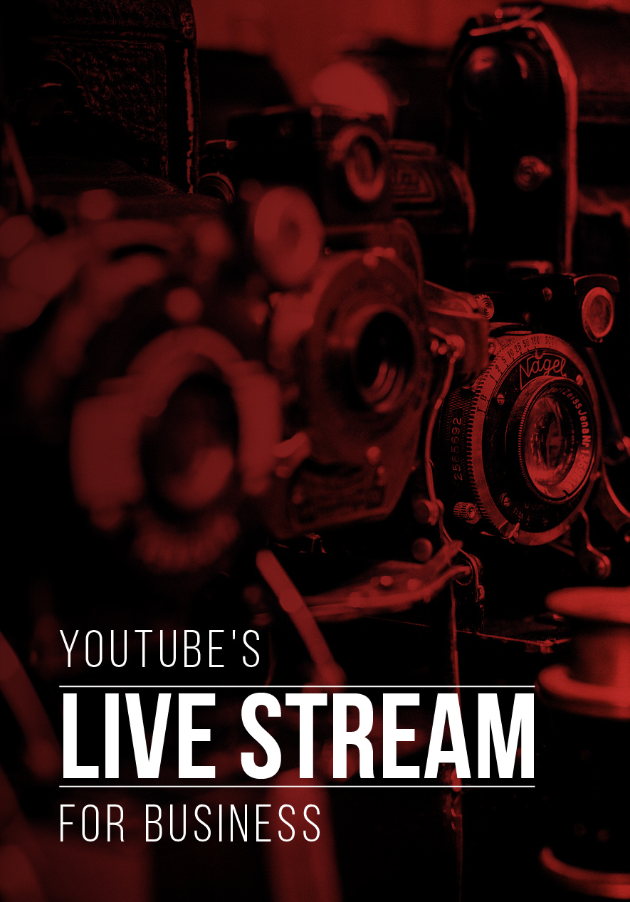 Setting Up YouTube's Live Stream For Business / Digital