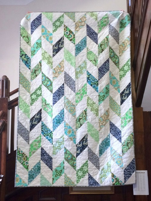 Daisy Chain Quilt - Tutorial