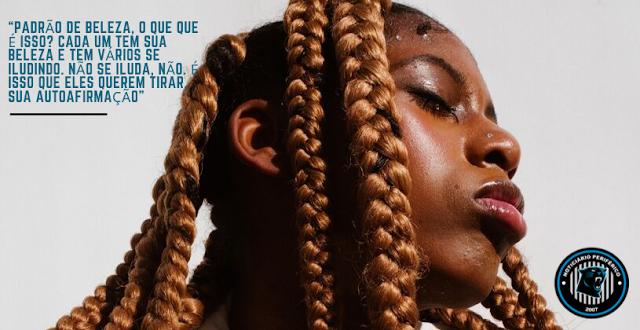 Padrão de beleza, o que que é isso? | MC Soffia questiona os padrões de beleza em seu novo single