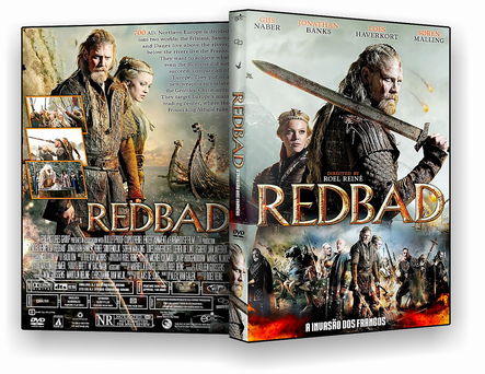 DVD RedBad – A Invasão dos Francos - ISO