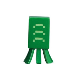 Minecraft Mutant Squid Mini Figures