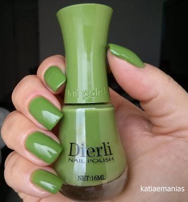 Dierli, Born Pretty,