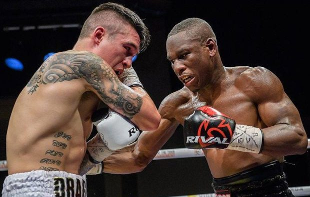 Yves Ulysse Jr Vs Steve Claggett Rematch