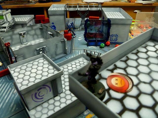 BatRep - Infinity - MO vs SSA