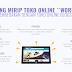 template toko online blogspot keren + hitung ongkos kirim otomatis