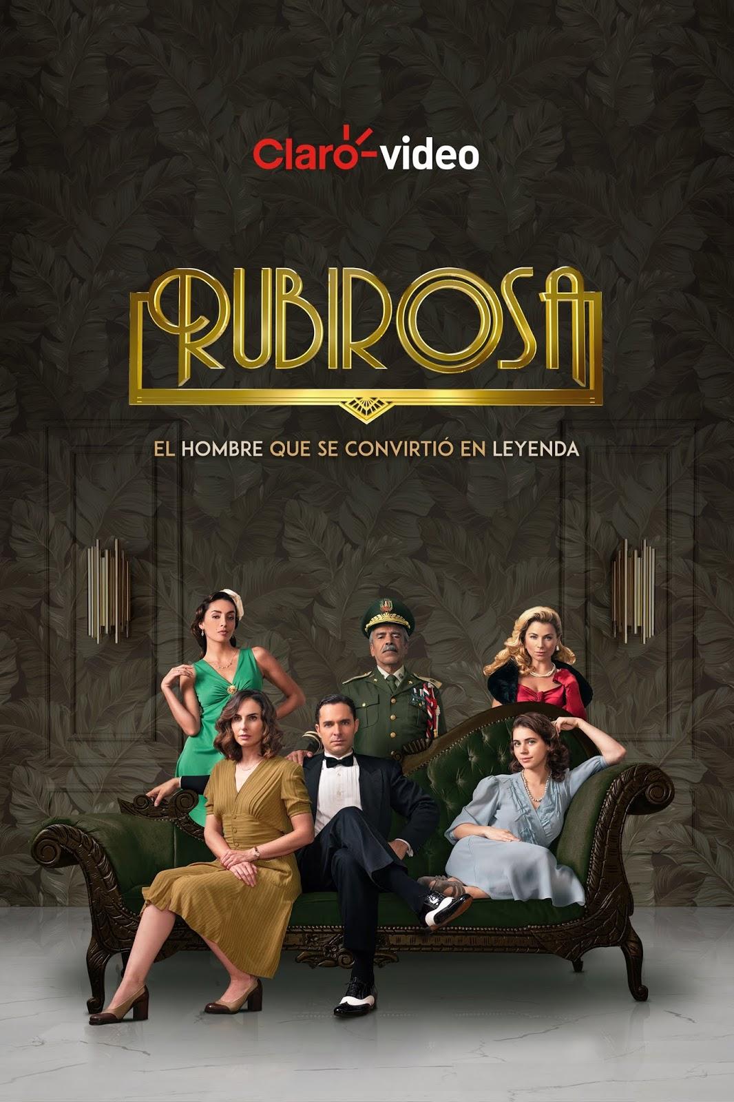 Rubirosa (2018) Temporada 1 1080p WEB-DL Latino