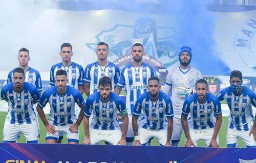 Nos pênaltis, CSA conquista a 40ª taça do Campeonato Alagoano