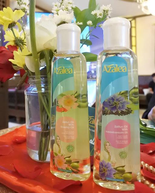 Azalea Zaitun Oil Series