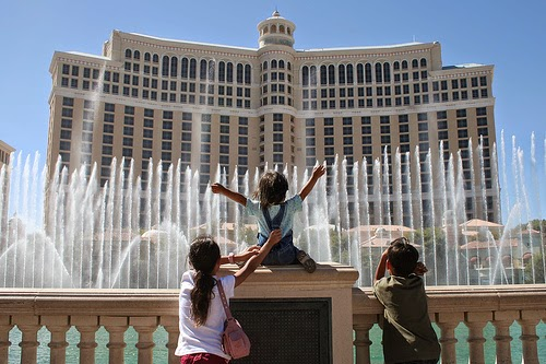 Las Vegas with children