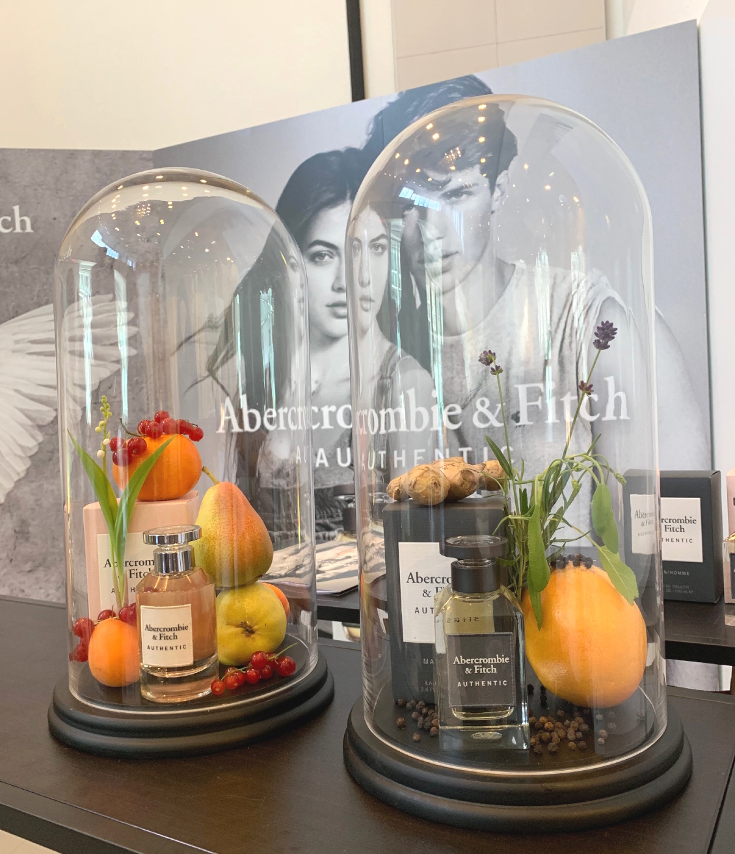 beautypress Blogger Event Mai 2019 Frankfurt Eventbericht - Abercrombie & Fitch Authentic Parfum