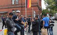 Насилие в Германии