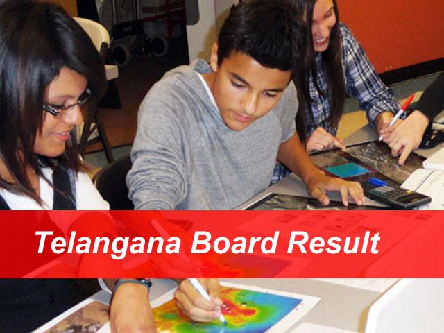 Telangana Results 2018 Telangana Board Result Declared!!