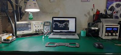 Service Macbook Retina touchbar mati total