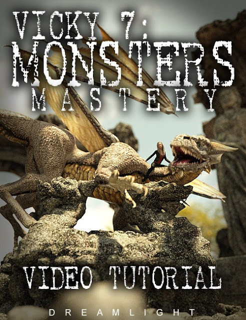Vicky 7 and Monsters Video Tutorial