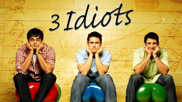 3 Idiots (2009) Hindi Movie 720p BluRay Download