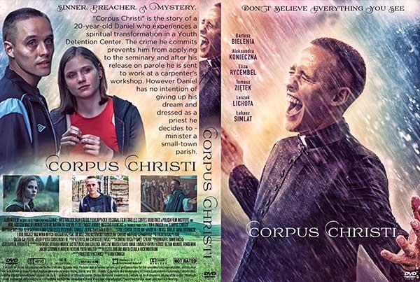 Corpus Christi (2020) DVD Cover