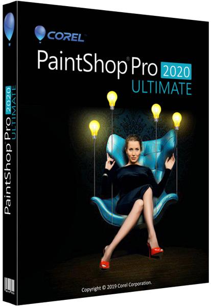 Corel PaintShop Pro Ultimate 2020 Crack e Serial