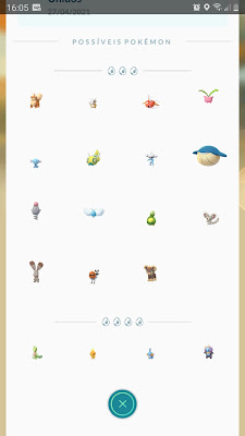 Lista de Ovos 2 Km