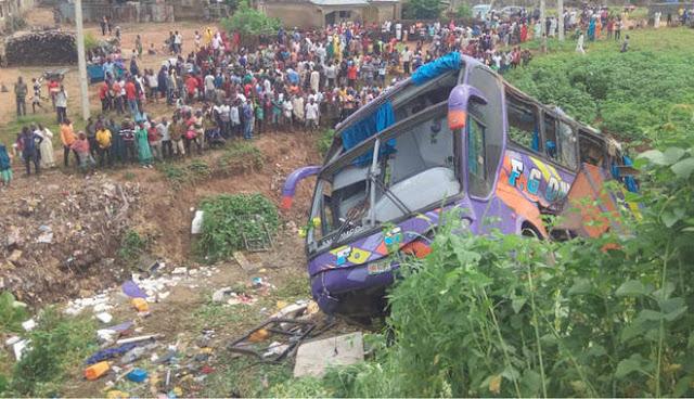 Kwali Auto crash