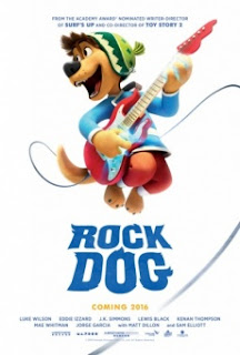 Rock Dog (2017) Online
