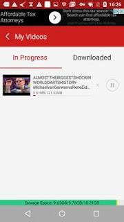 iTube Video Downloader APK
