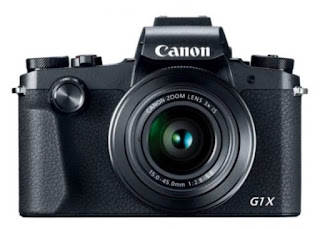 Canon PowerShot G1 X Mark III, First Powershot Camera With APS-C CMOS 24.3MP Light Sensor