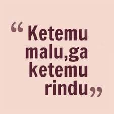 """'Pilihan Gambar Kata Mutiara Rindu 2019"""""""