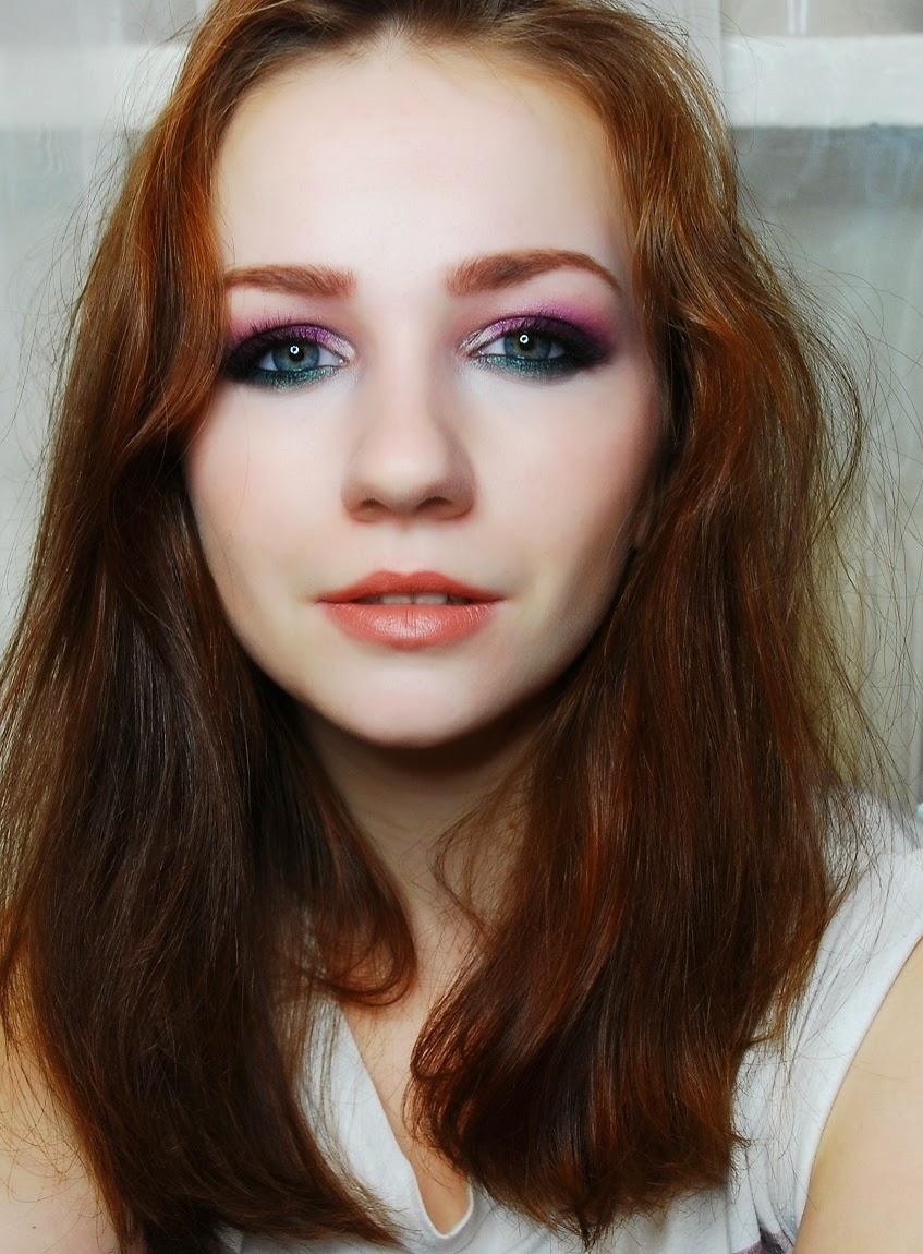makijaż , aliexpress, makeup , make u p , metamorfoza , blog, kosmetyki, revolution, farbki do brwi