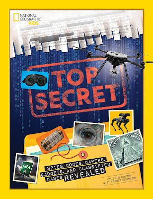 TOP SECRET! Spies, Codes, Capers, Gadgets