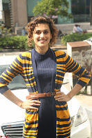 Taapsee Pannu looks super cute at United colors of Benetton standalone store launch at Banjara Hills ~  Exclusive Celebrities Galleries 076.JPG