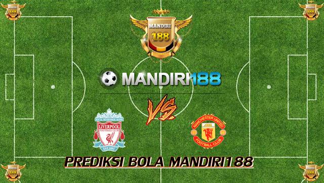AGEN BOLA - Prediksi Liverpool vs Manchester United 14 Oktober 2017