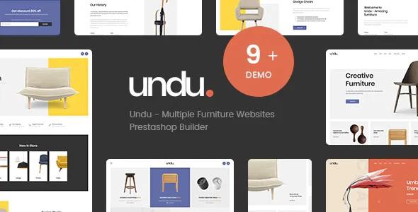 Best Furniture Store Prestashop Theme