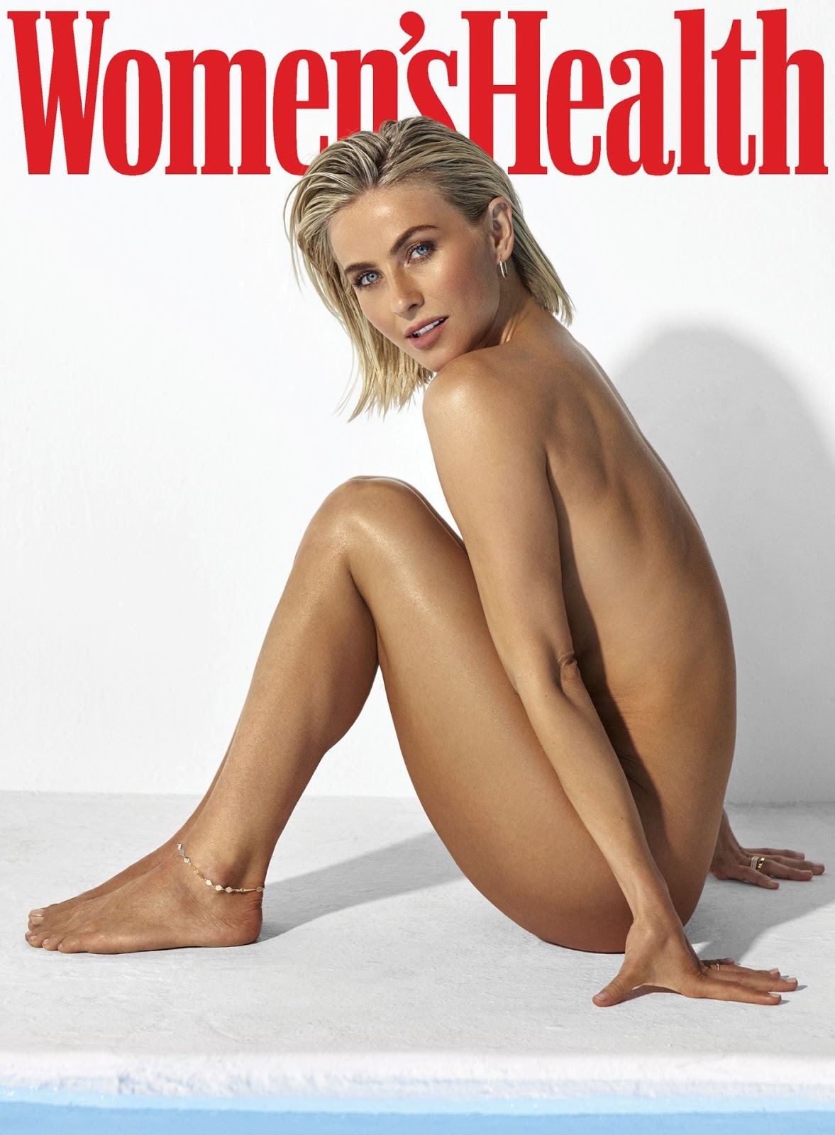 Julianne Hough in Women's Health September 2019