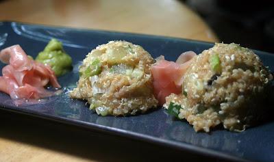 Sushi Salad {Vegan} 3