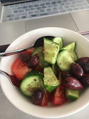 Greek Salads Pregnancy Friendly