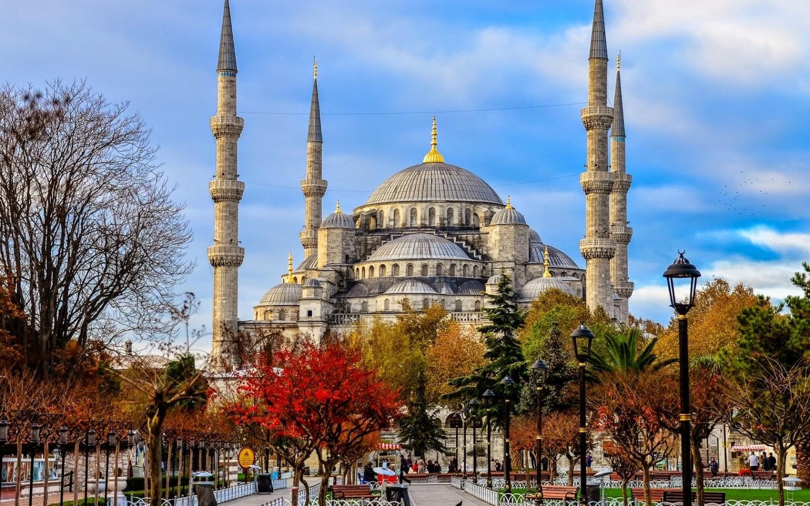 Paket Umroh Plus Turki 2 januari 2015