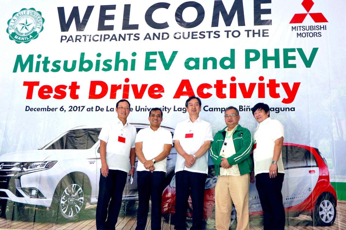 Mitsubishi Motors Philippines Promotes Electrified Tech To Academe - Mitsubishi technical support