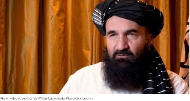 El nuevo amo de Kabul estuvo preso en Guantánamo