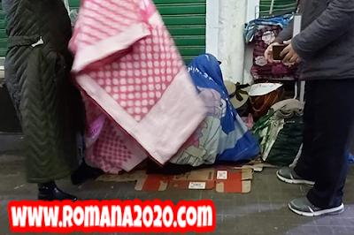 خطر الإصابة بفيروس كورونا المستجد covid-19 corona virusا corona virus يُهدد آلاف المشردين في شوارع المغرب