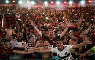 Flamengo é campeão do Brasileirão
