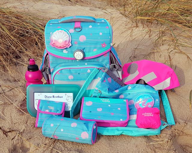 Einschulung 2021: Ein Meerjungfrauen-Schulranzen für unser Küstenmädchen. Ein Ranzen für alle Meermädchen-Fans mit Zubehör.