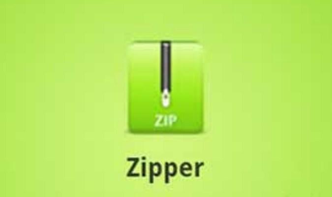 Aplikasi Extractor Terbaik tuk Smartphone Android - Zipper